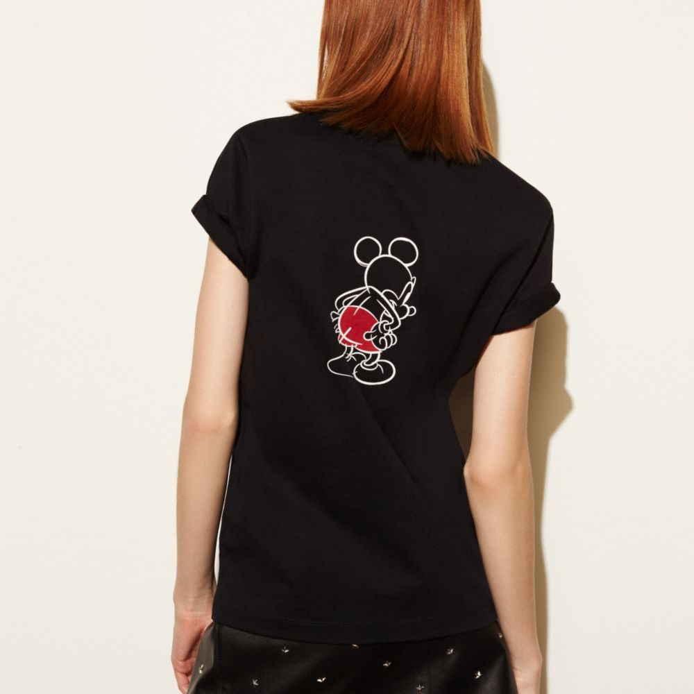 Mickey T-Shirt - Alternate View M2