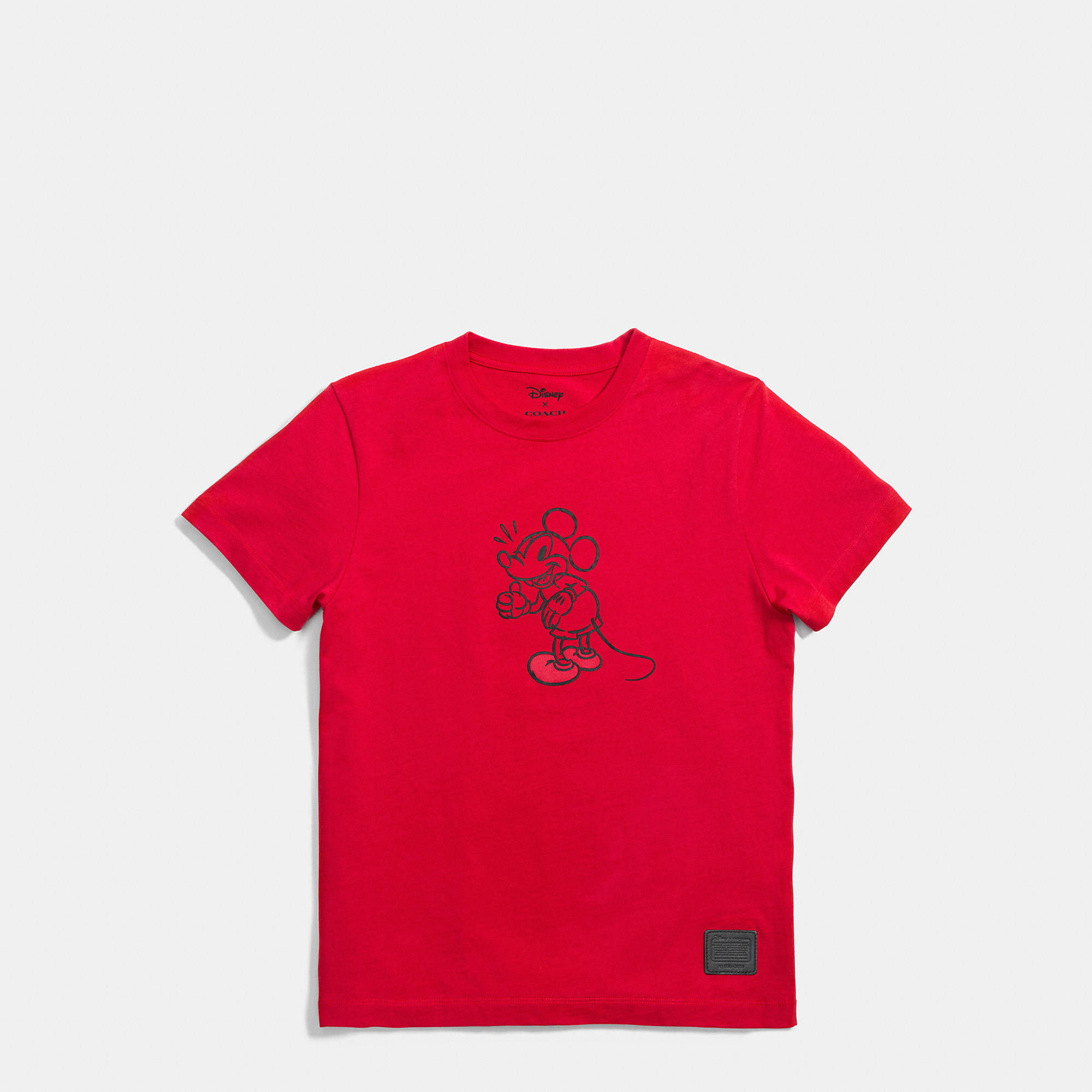 Coach Mickey T-Shirt - Disney