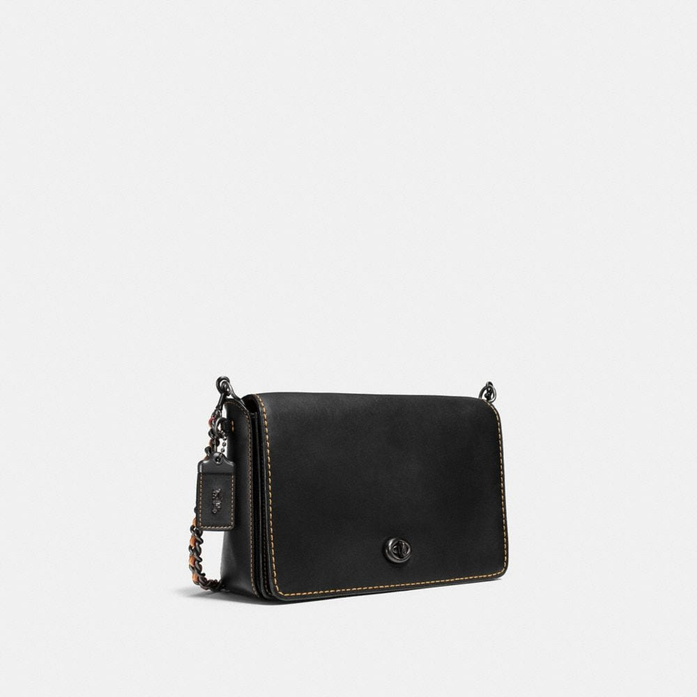 Dinky Crossbody 24 in Glovetanned Leather - Autres affichages A2