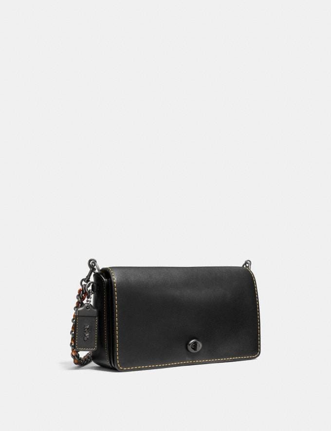 Coach Dinky Black Copper/Black DEFAULT_CATEGORY Alternate View 2