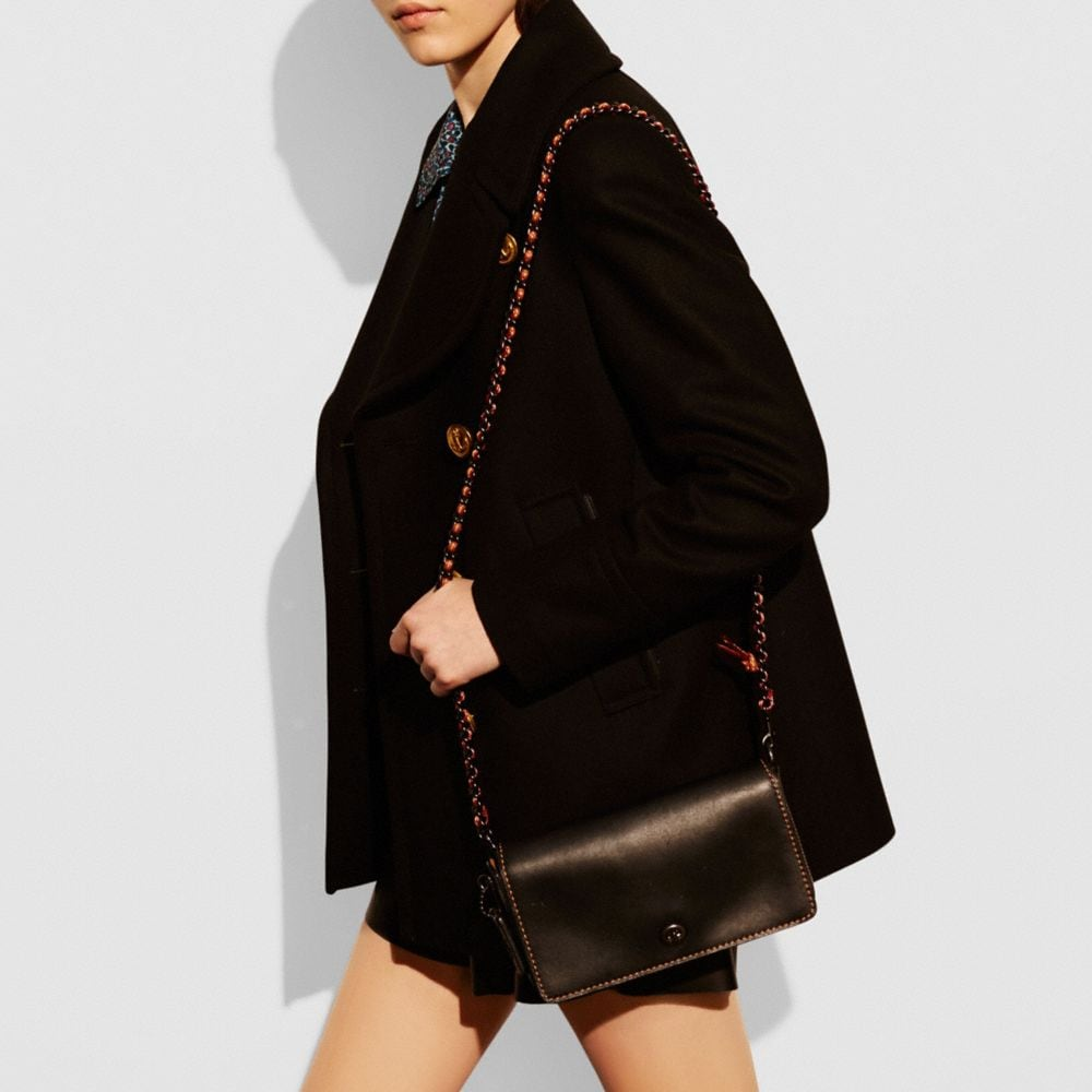 Dinky Crossbody in Glovetanned Leather - Alternate View A4