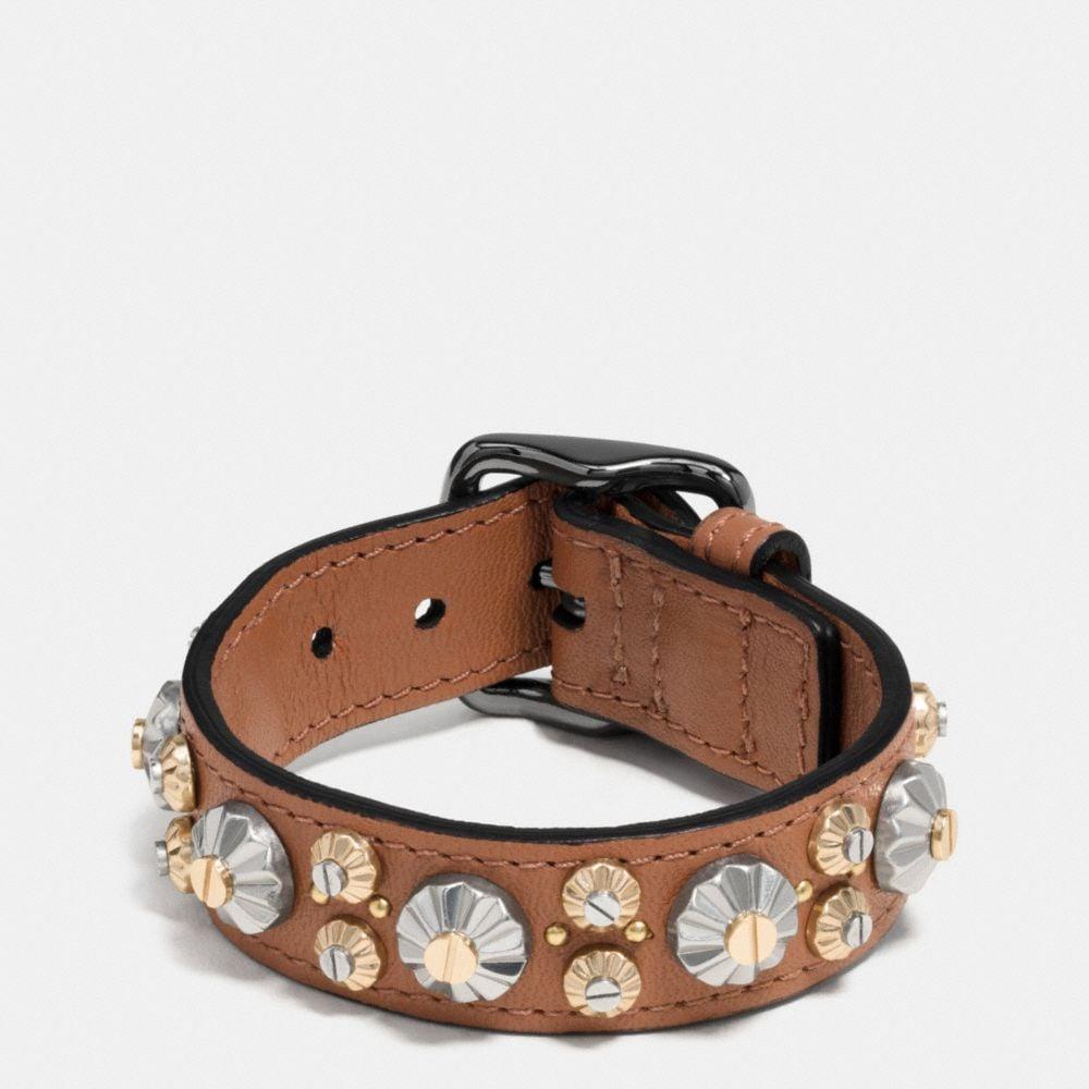 Coach Daisy Rivet Bracelet