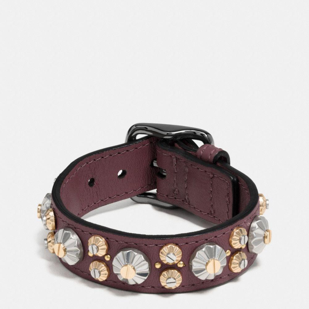 Daisy Rivet Bracelet