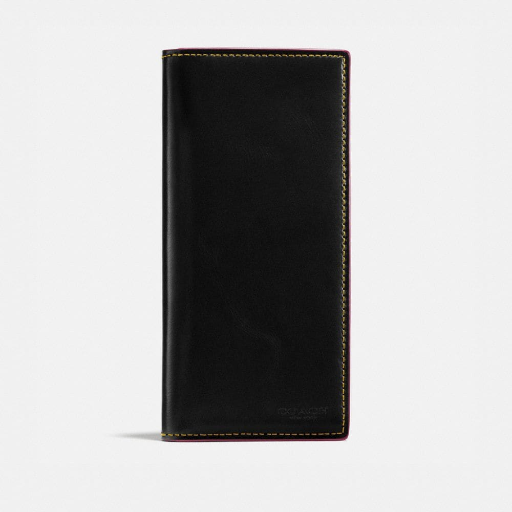 Coach Boxed Breast Pocket Wallet