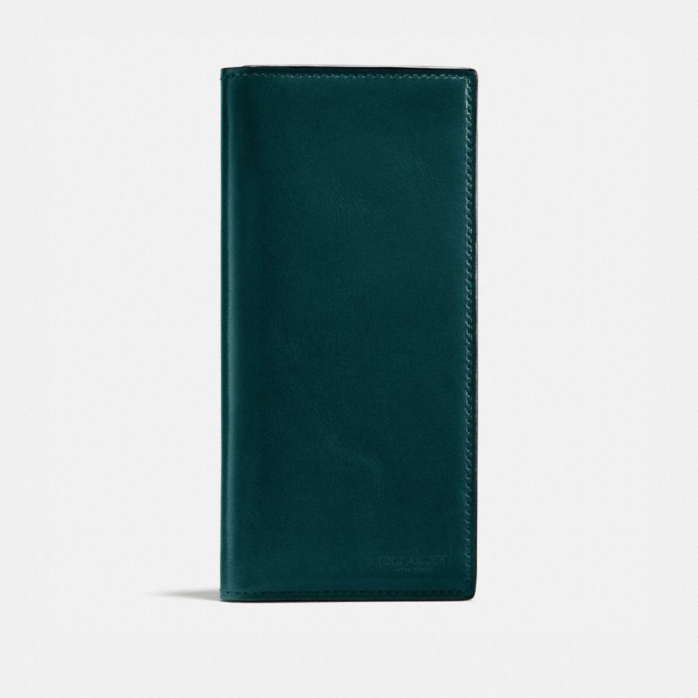 Coach Boxed Breast Pocket Wallet