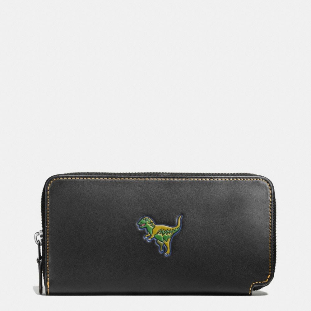 Coach Rexy Accordion Wallet in Glovetanned Leather
