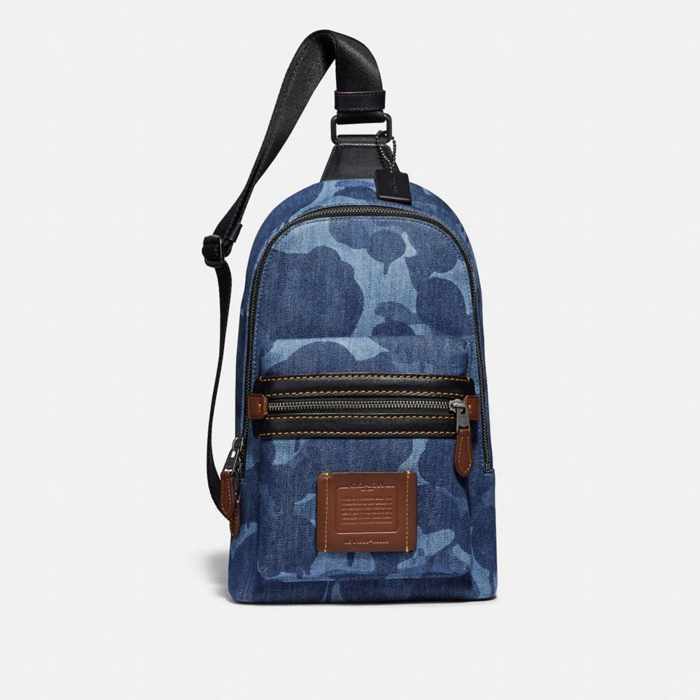 Coach Academy Pack With Wild Beast Print