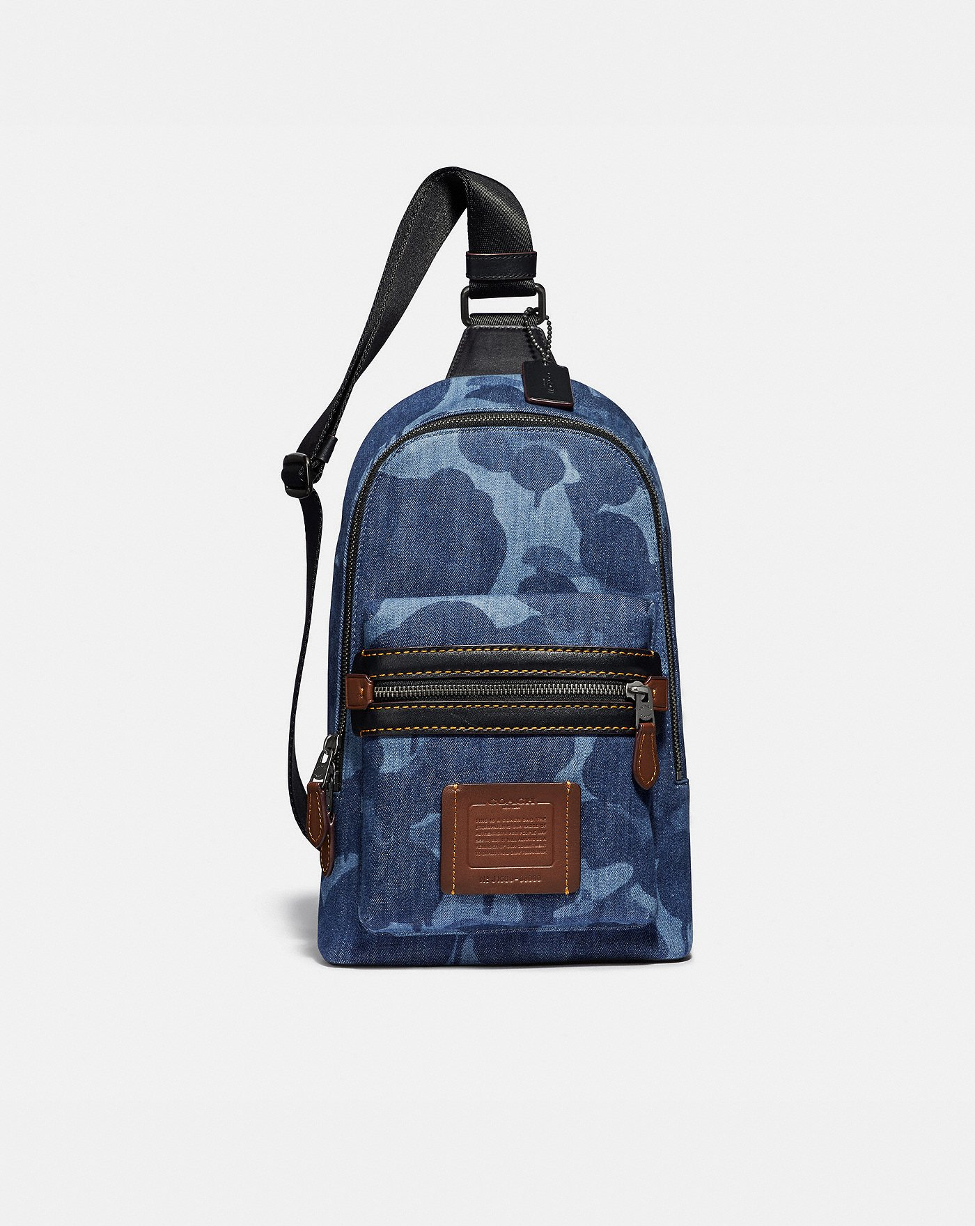 Academy pack with wild beast print coach