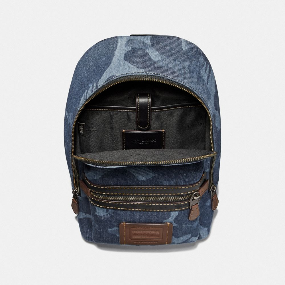 Coach Academy Pack With Wild Beast Print Alternate View 1