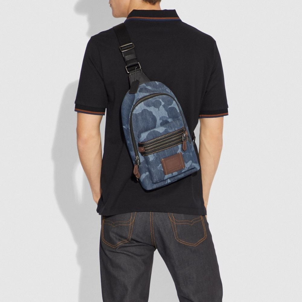 Coach Academy Pack With Wild Beast Print Alternate View 2