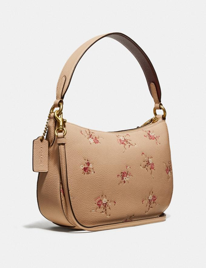 Coach Sutton Crossbody With Floral Print Beechwood New Featured Online-Only Alternate View 1