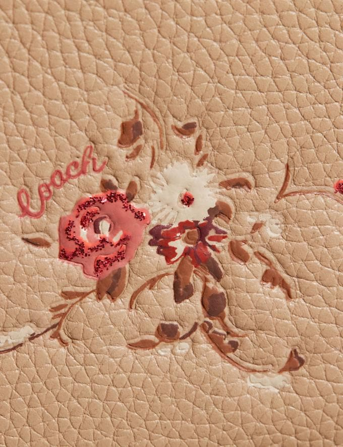 Coach Sutton Crossbody With Floral Print Beechwood New Featured Online-Only Alternate View 5