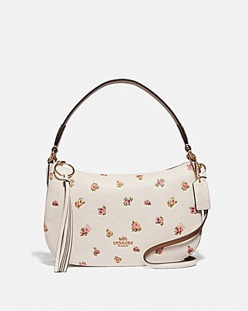 SUTTON CROSSBODY WITH FLORAL PRINT ... f29c589bff38a