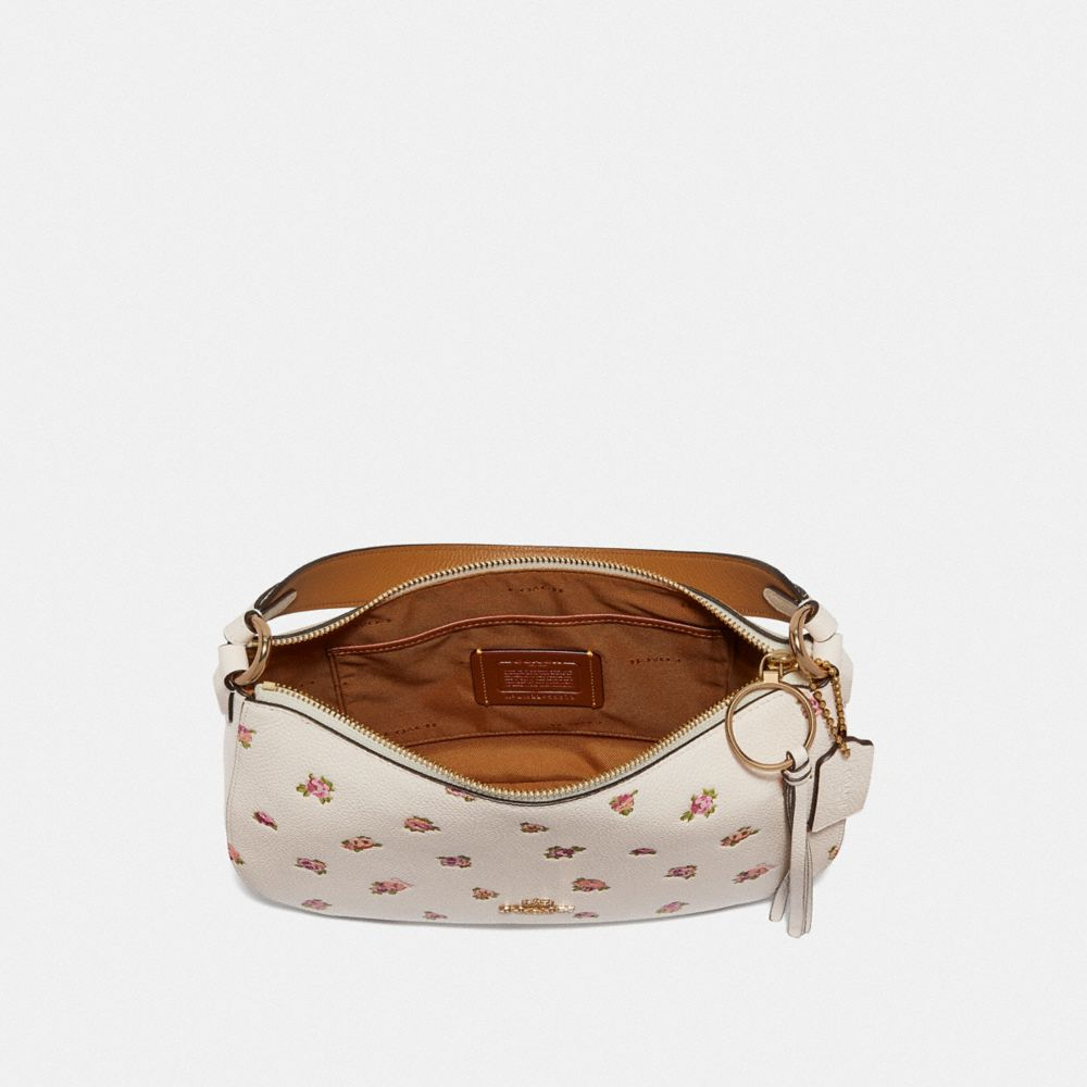 Coach Sutton Crossbody With Floral Print Alternate View 2