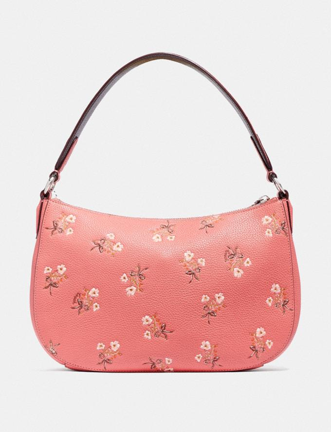 Coach Sutton Crossbody With Floral Print Pink New Featured Online-Only Alternate View 2