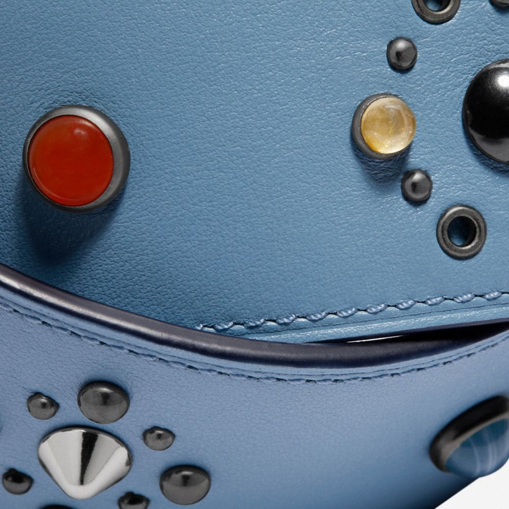 Coach Strap With Rivets Alternate View 2