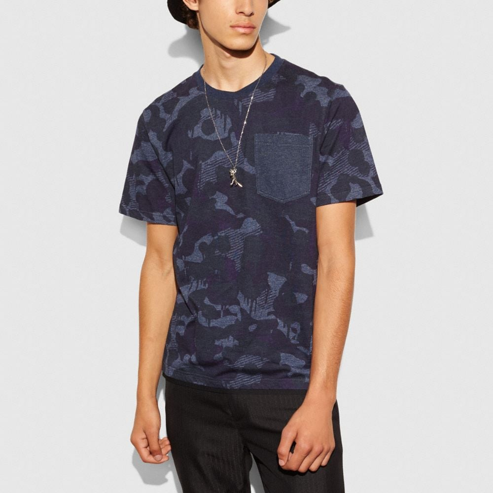 Coach Wild Beast Pocket Tee