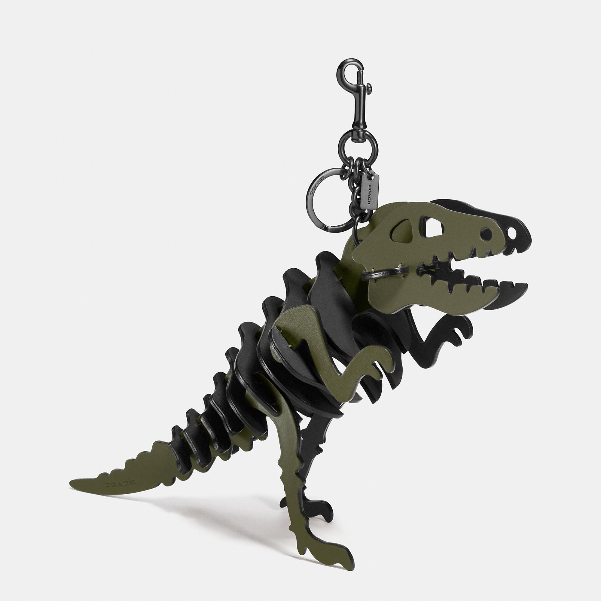 Coach Large Rexy Bag Charm