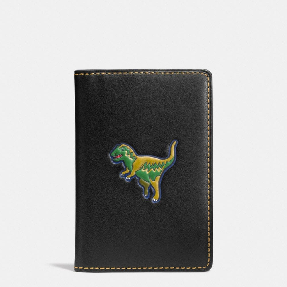Coach Rexy Card Wallet in Glovetanned Leather