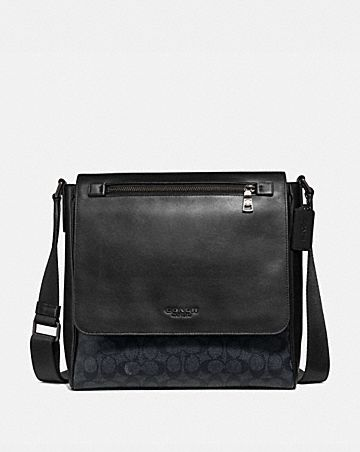 360a9b26f Men's Messenger Bags | COACH ®
