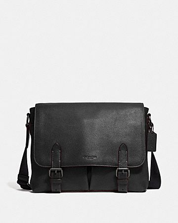 6815fc27a11a Men's Messenger Bags | COACH ®