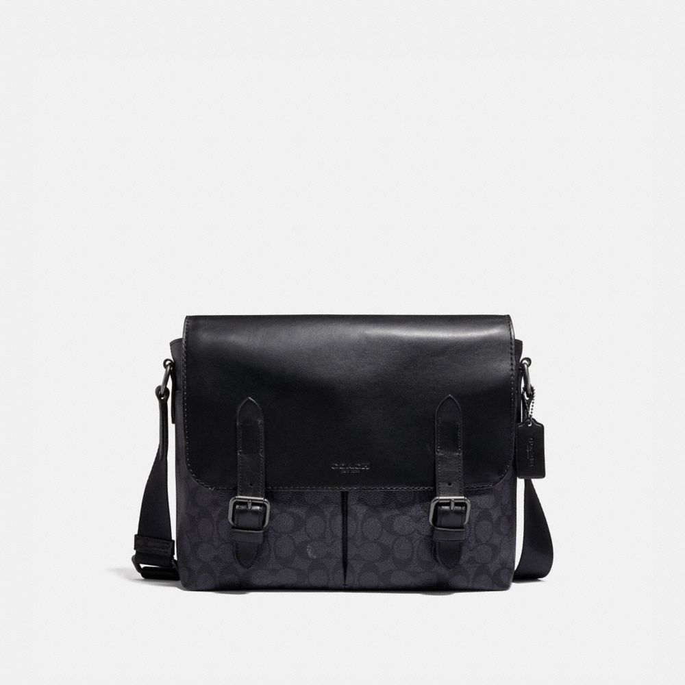 SAC MESSENGER METROPOLITAN SOUPLE EN TOILE EXCLUSIVE