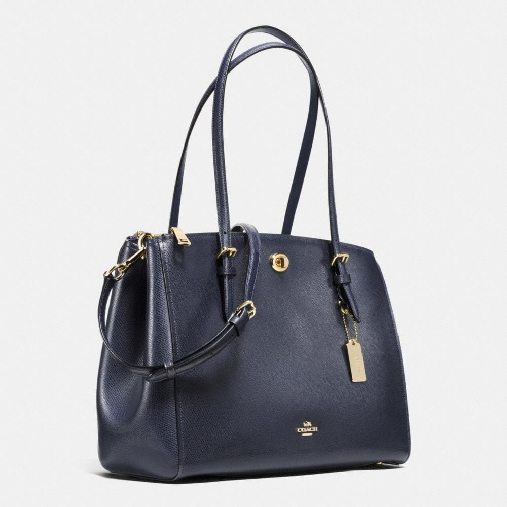 Coach Turnlock Carryall Alternate View 2
