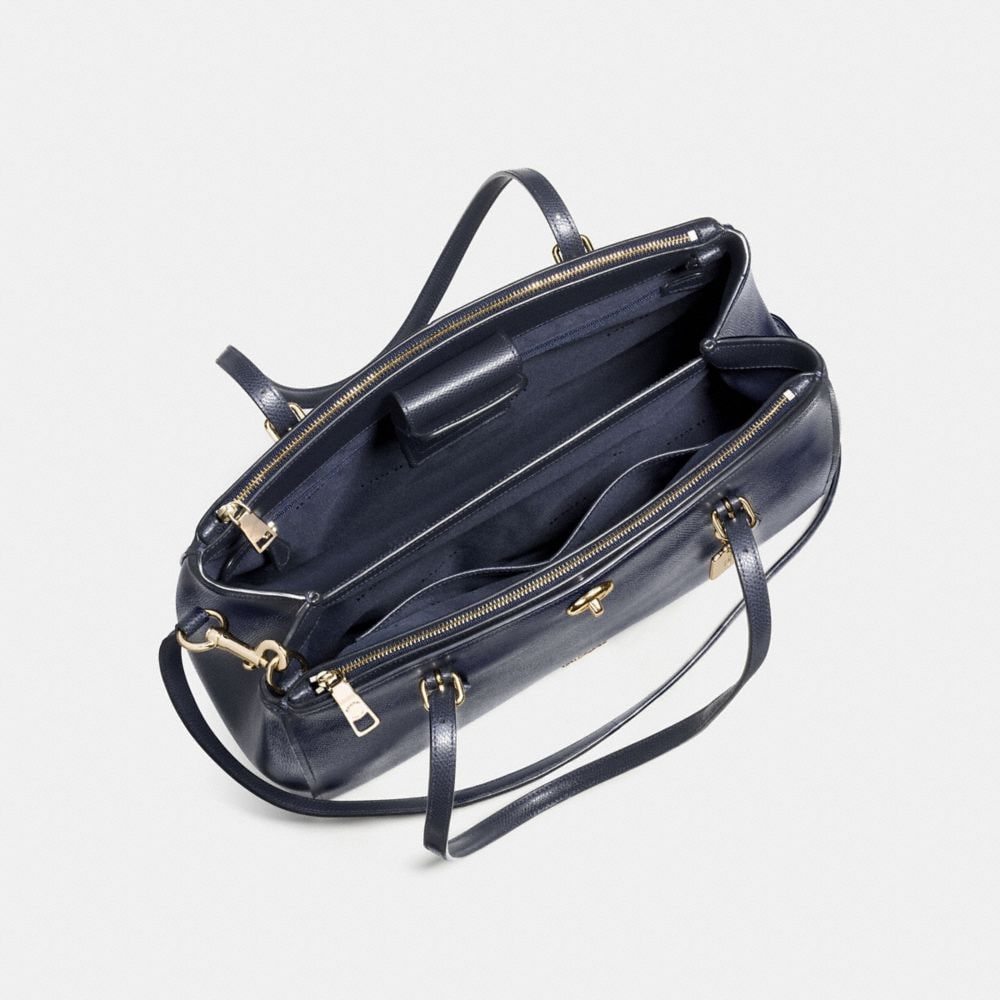 Coach Turnlock Carryall Alternate View 3