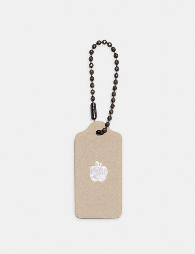 Coach Add-On Monogram Hangtag Grey Birch DEFAULT_CATEGORY