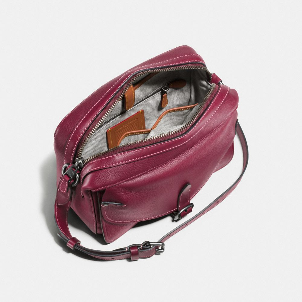Coach Gotham Crossbody in Pebble Leather Alternate View 2