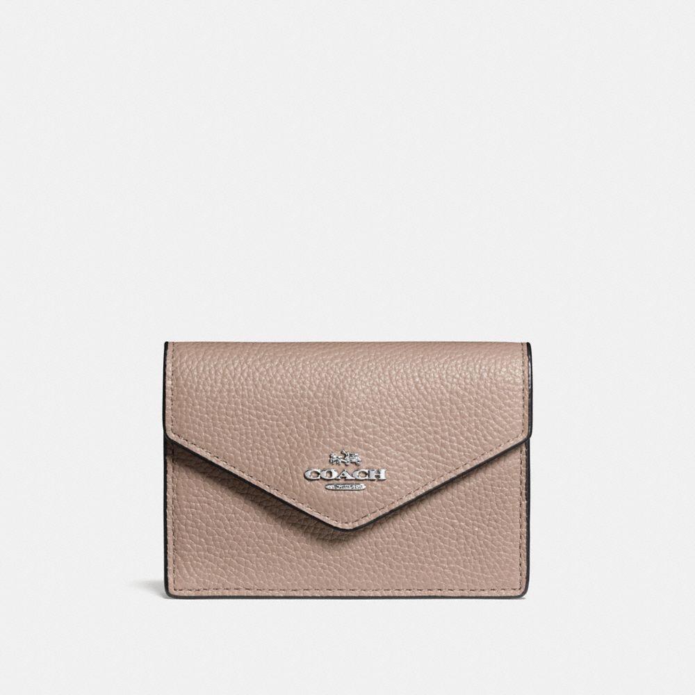 Envelope Card Case Coach