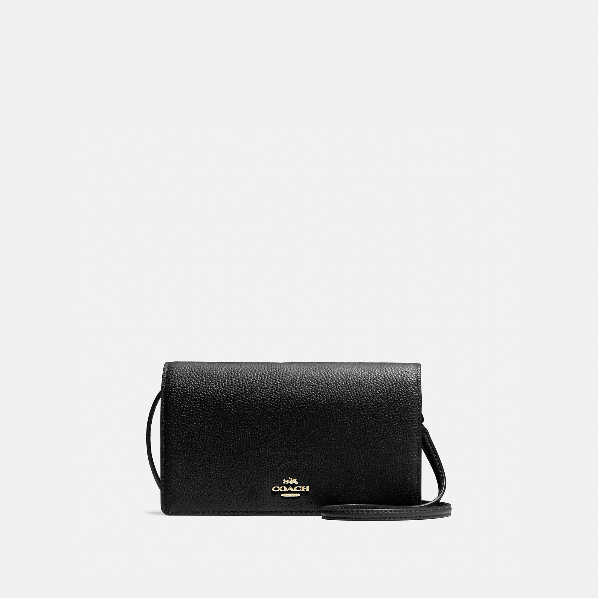 Coach Foldover Crossbody