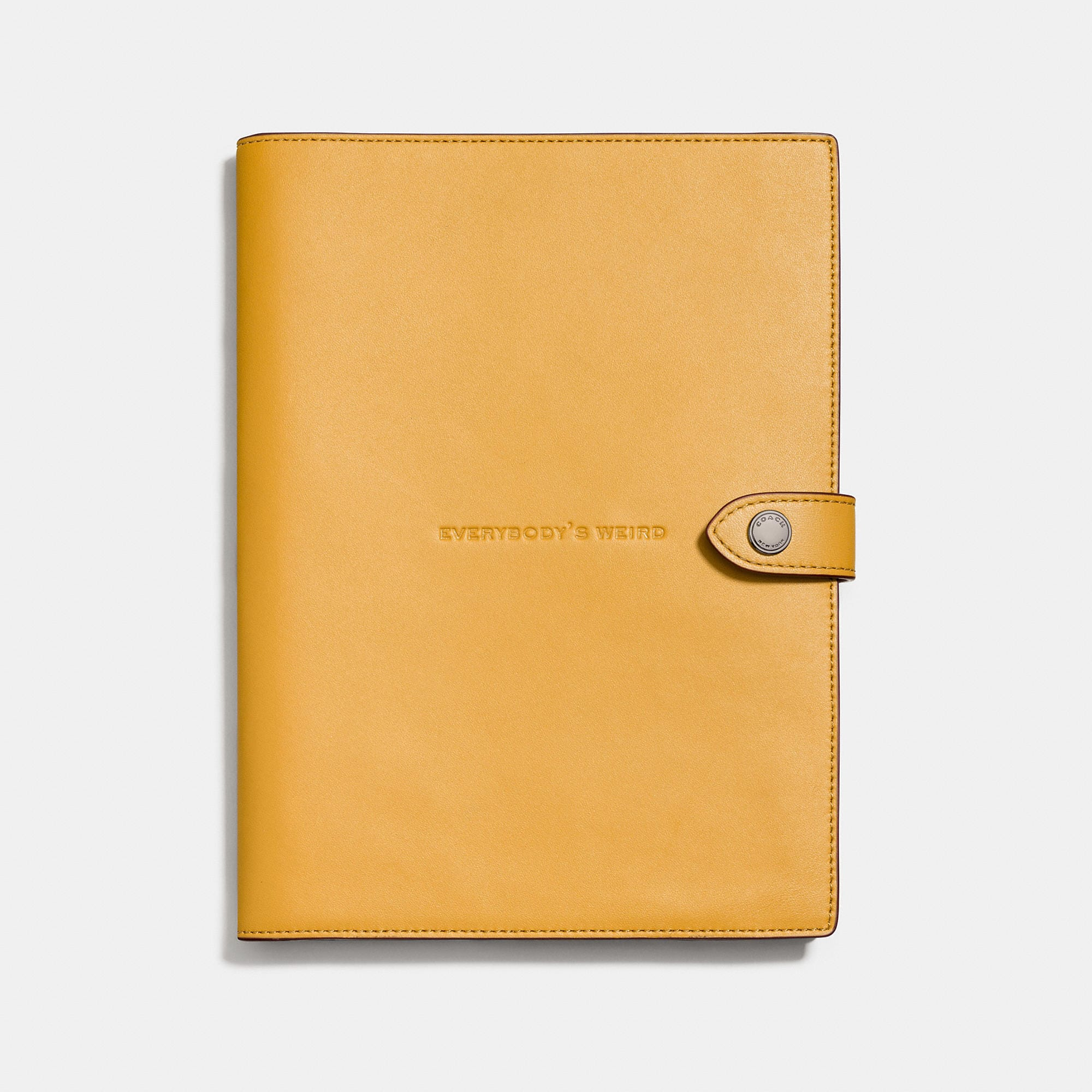 Coach Sketchbook In Glovetanned Leather