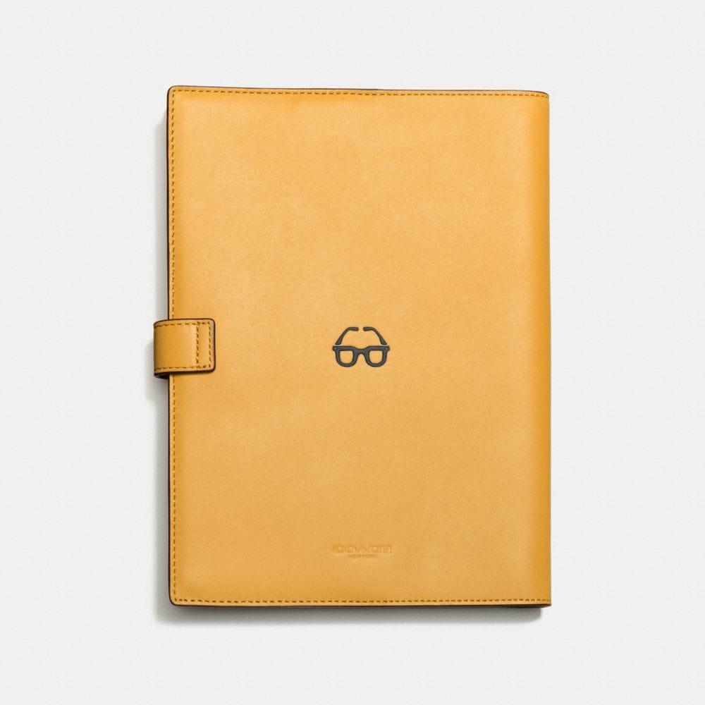 Coach Sketchbook in Glovetanned Leather Alternate View 1