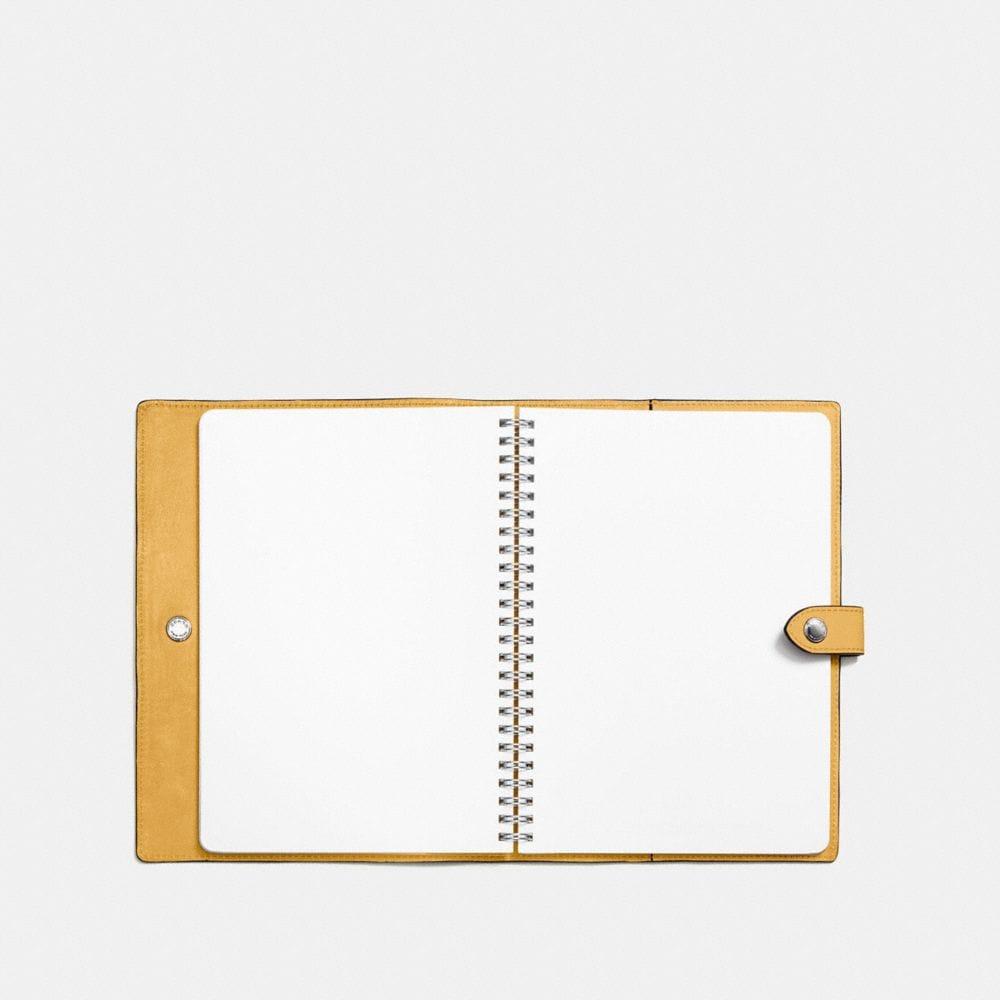 Coach Sketchbook in Glovetanned Leather Alternate View 2