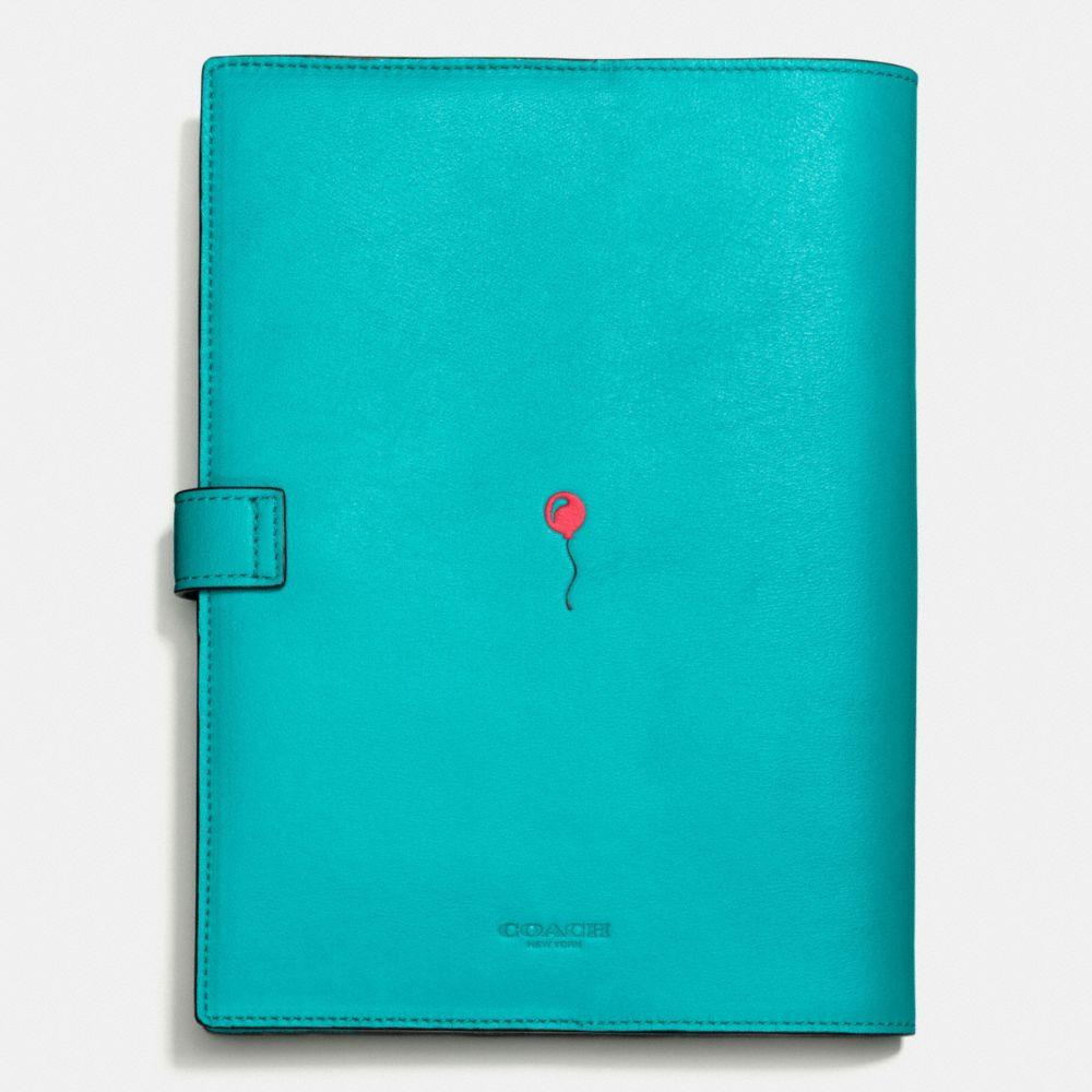 Sketchbook in Glovetanned Leather - Vistas alternativas A1
