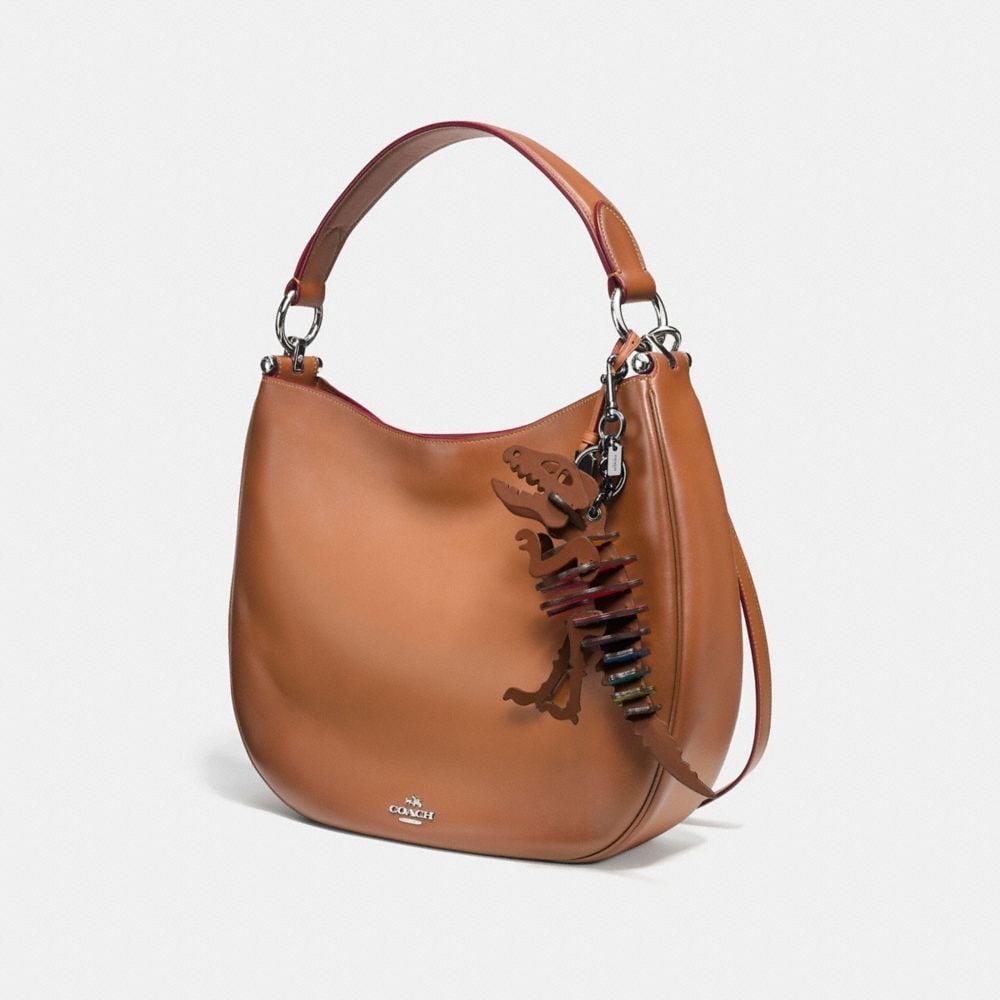 Coach Medium Rexy Bag Charm Alternate View 1