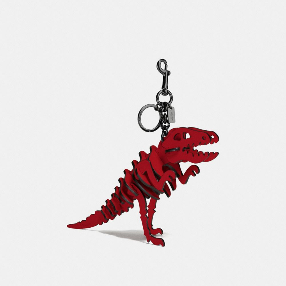 rexy red/dark gunmetal