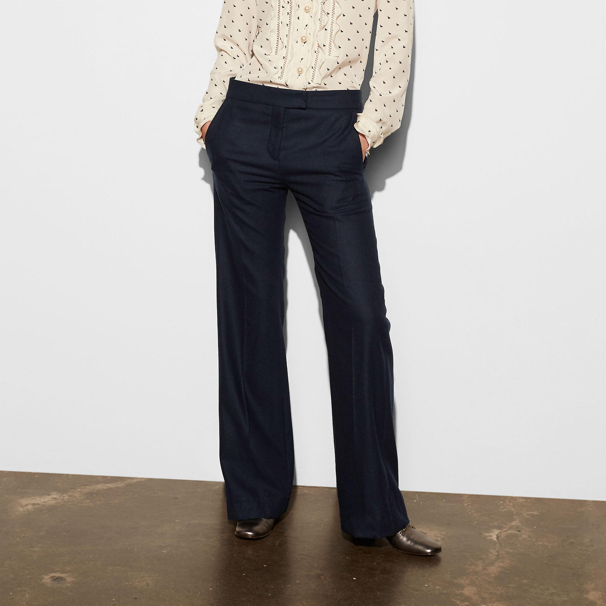 Coach Tailored Pants