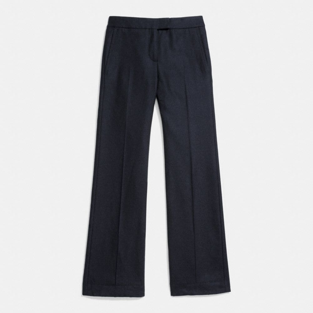 Coach Tailored Pant Alternate View 1