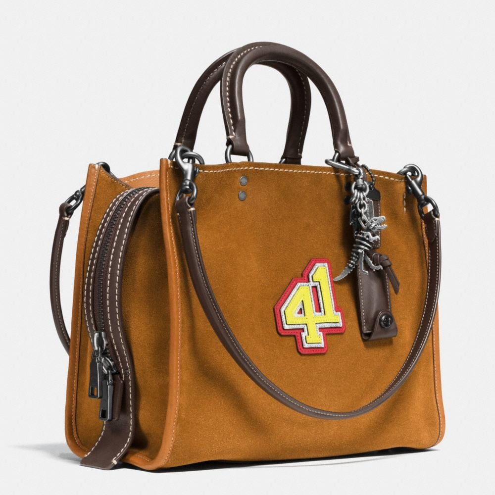 41 Rogue Bag in Suede - Alternate View A3