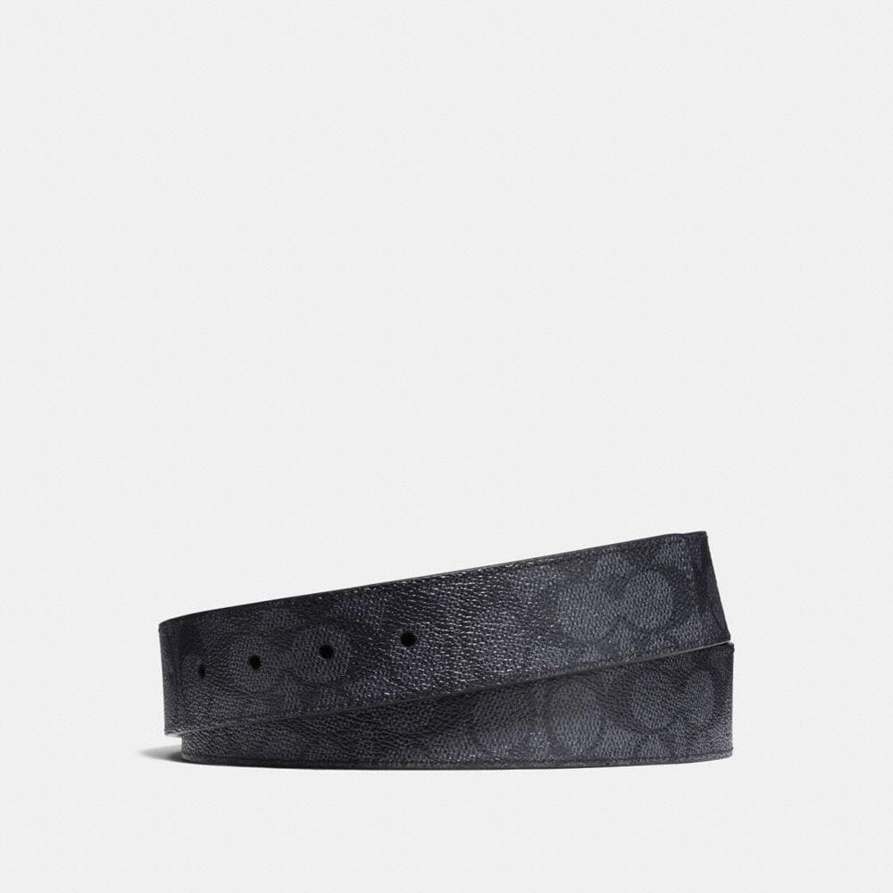 Coach Reversible Belt Strap