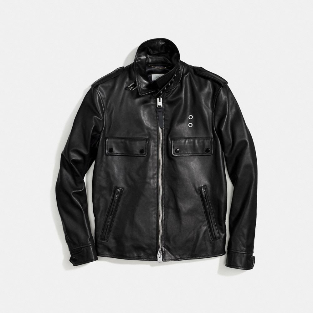 Officer Jacket - Alternate View A1