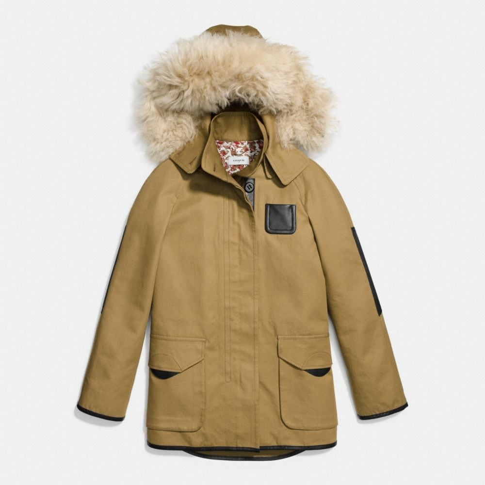 Classic Parka - Alternate View A1