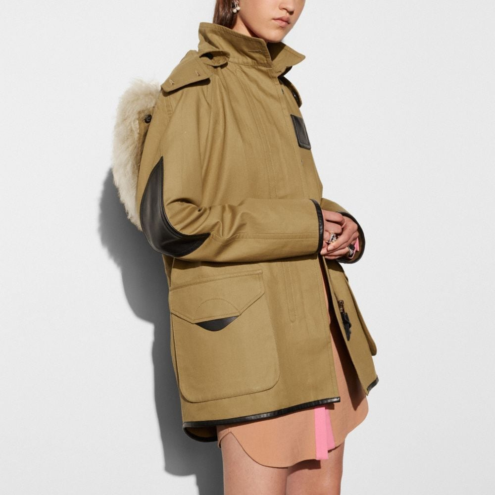 Classic Parka - Alternate View M