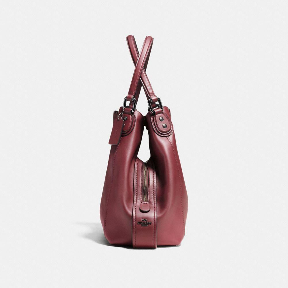 Edie Shoulder Bag 42 in Glovetanned Leather - Alternate View A1