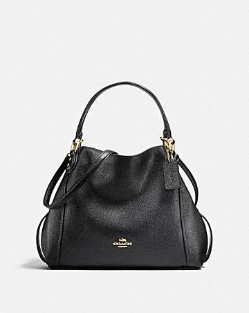 COACH: Shoulder Bag