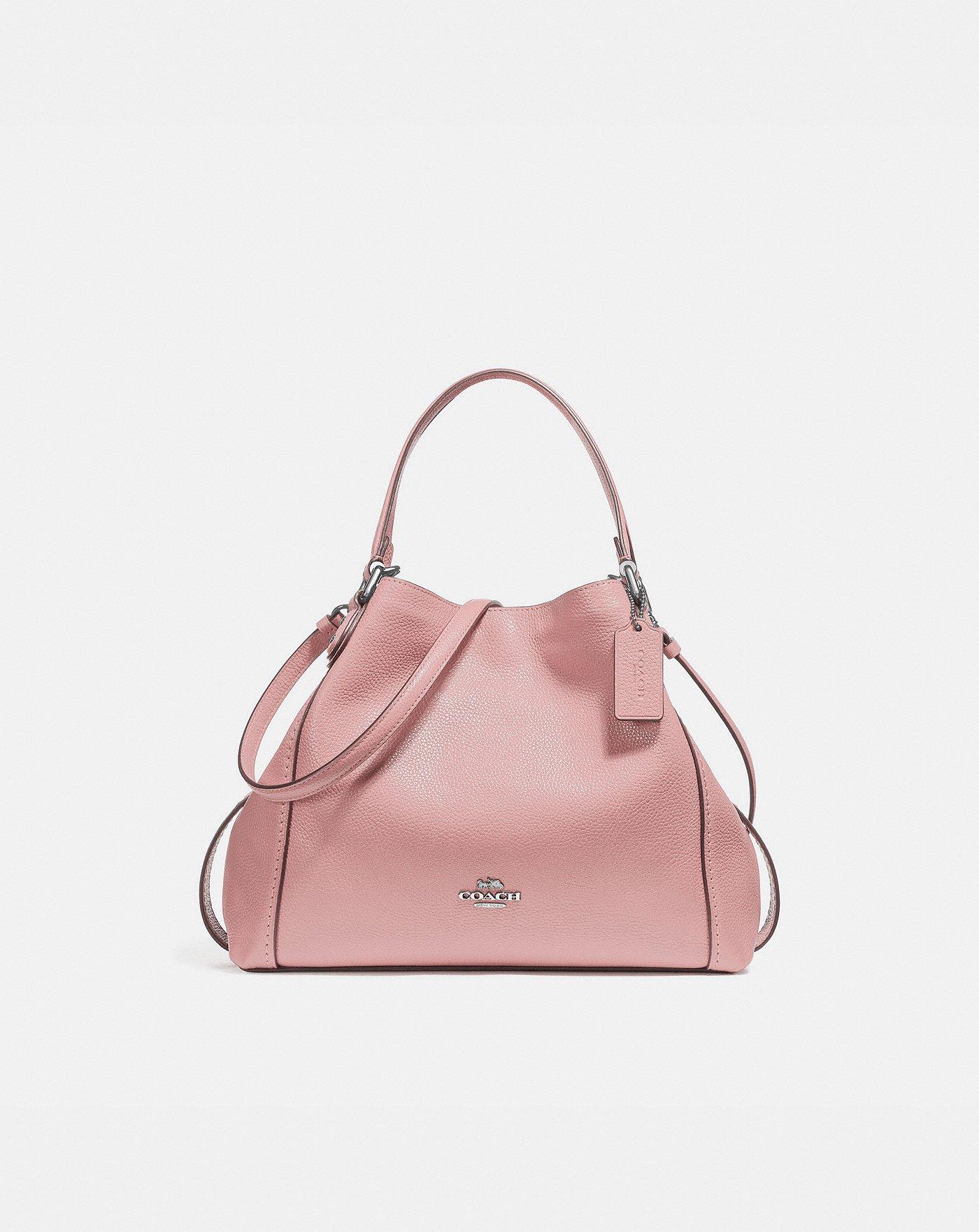 COACH  Edie Shoulder Bag 28 4db9bfad01d80