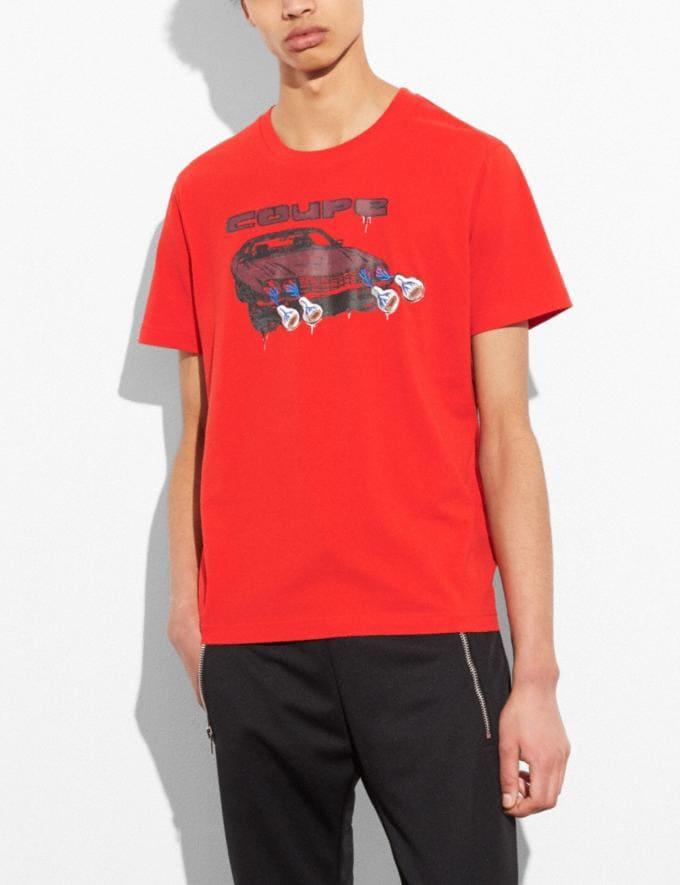 Coach T-Shirt Cayenne Wild Car DEFAULT_CATEGORY