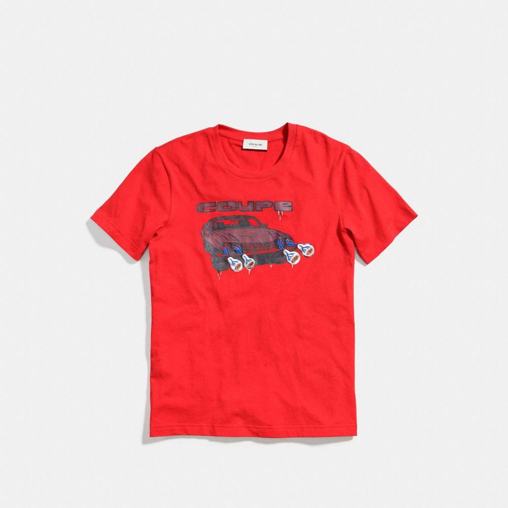 Coach T-Shirt Alternate View 1